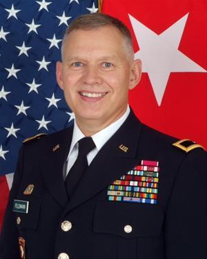 Brigadier General Steve Feldmann