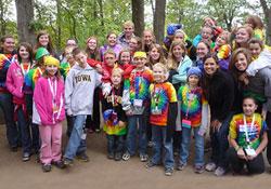 Camp Embracing Memories