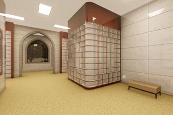 Corridor of Hope 2nd Addition, interior